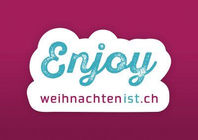 Enjoy - weihnachtenist.ch